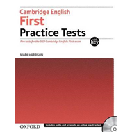 Cambridge English First Practice Tests: Tests With Key and A (BOK)