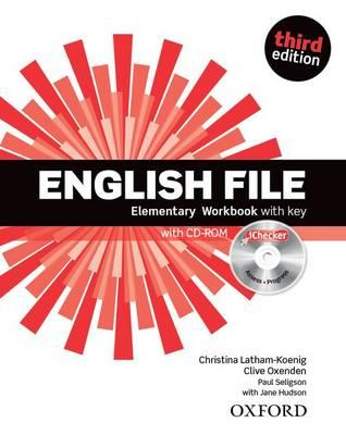 English File third edition: Elementary: Workbook with iCheck (BOK)