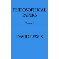 Philosophical Papers: Volume I (BOK)