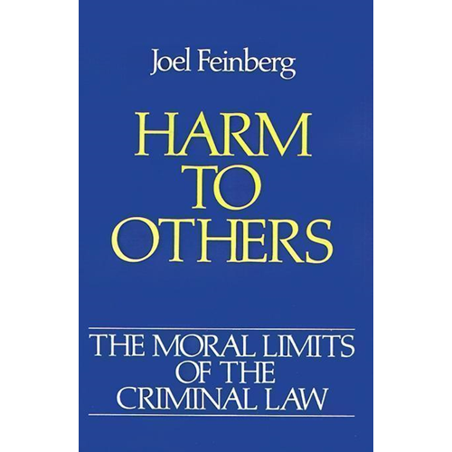 Harm To Others (BOK)