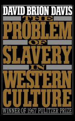 Problem of Slavery in Western Culture (BOK)