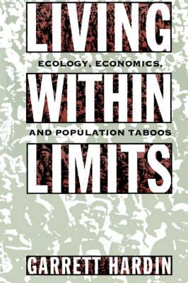 Living Within Limits (BOK)