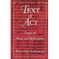 Text and Act (BOK)