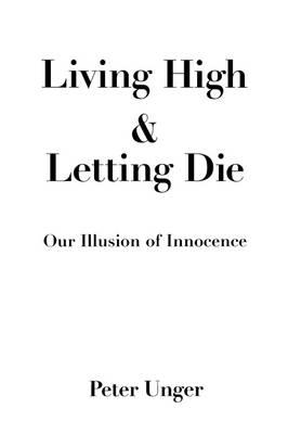 Living High and Letting Die (BOK)