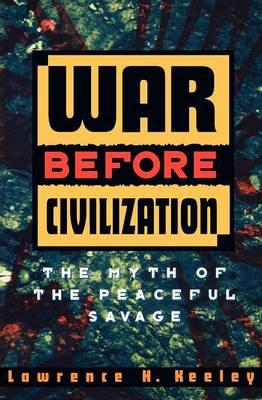War before Civilization (BOK)