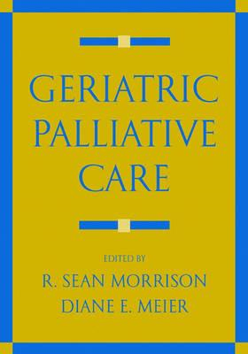 Geriatric Palliative Care (BOK)