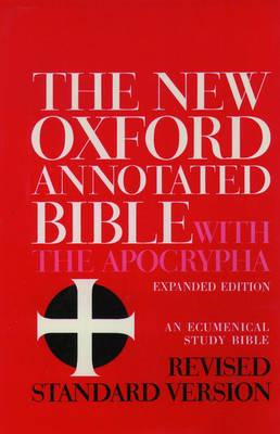 New Oxford Annotated Bible with the Apocrypha (BOK)