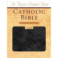 Revised Standard Version Catholic Bible (BOK)
