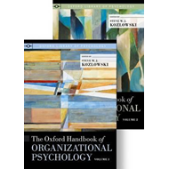 Oxford Handbook of Organizational Psychology, Two-volume Set (BOK)