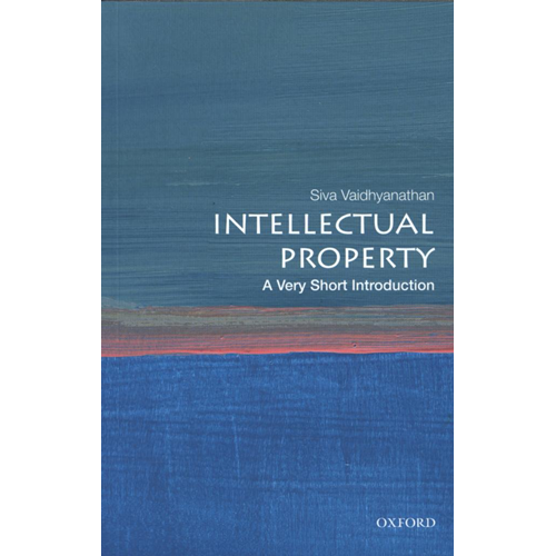 Intellectual Property: A Very Short Introduction (BOK)