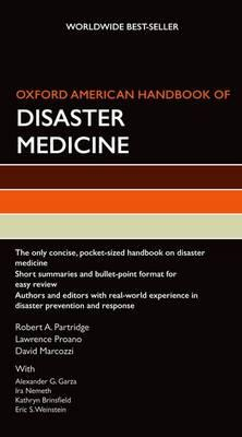 Oxford American Handbook of Disaster Medicine (BOK)