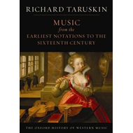 Oxford History of Western Music: Music from the Earliest Not (BOK)