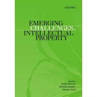 Emerging Challenges in Intellectual Property (BOK)