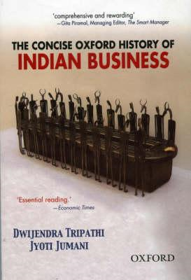 The Concise Oxford History of Indian Business (BOK)
