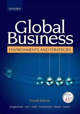 Global Business Environments and Strategies (BOK)