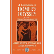 Commentary on Homer's Odyssey: Volume I: Introduction and Bo (BOK)