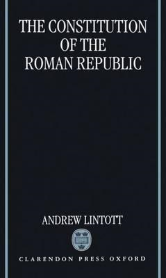 The Constitution of the Roman Republic (BOK)