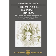 "The Mozart-Da Ponte Operas: The Cultural and Musical Background to ""Le Nozze di Figaro"", ""Don Giovan (BOK)"