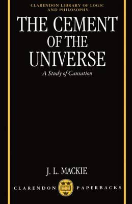 Cement of the Universe (BOK)