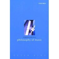 Introduction to a Philosophy of Music (BOK)