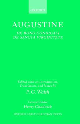 De Bono Coniugali and de Sancta Virginitate (BOK)