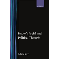 Hayek's Social and Political Thought (BOK)