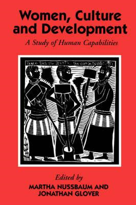 Women, Culture and Development: A Study of Human Capabilities (BOK)