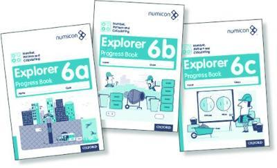 Numicon: Number, Pattern and Calculating 6 Explorer Progress (BOK)