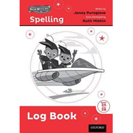 Read Write Inc. Spelling: Log Book 2 Pack of 5 (BOK)