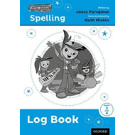 Read Write Inc. Spelling: Log Book 3-4 Pack of 5 (BOK)