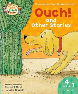 Oxford Reading Tree Read with Biff, Chip & Kipper: Level 3 P (BOK)