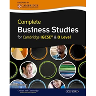 Complete Business Studies for Cambridge IGCSE and O Level with CD-ROM (BOK)