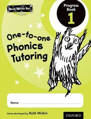 Read Write Inc.: Phonics: One-to-One Phonics Tutoring Progre (BOK)