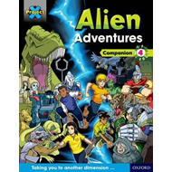 Project X Alien Adventures: Dark Bluedark Red + Book Bands, (BOK)