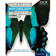 OCR A Level Psychology AS and Year 1 (BOK)
