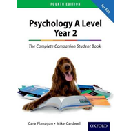 Complete Companion for AQA Psychology A Level: Year 2 Studen (BOK)