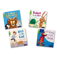 Oxford Reading Tree Traditional Tales: Level 2: Pack of 4 (BOK)
