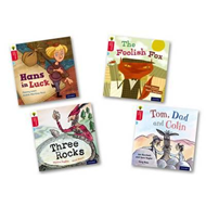 Oxford Reading Tree Traditional Tales: Level 4: Pack of 4 (BOK)