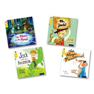 Oxford Reading Tree Traditional Tales: Level 5: Pack of 4 (BOK)