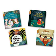Oxford Reading Tree Traditional Tales: Level 8: Pack of 4 (BOK)