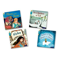 Oxford Reading Tree Traditional Tales: Level 9: Pack of 4 (BOK)