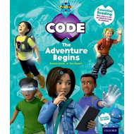 Project X Code: The Adventure Begins (BOK)