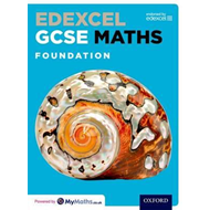 Edexcel GCSE Maths Foundation Student Book (BOK)