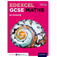 Edexcel GCSE Maths Higher Student Book (BOK)