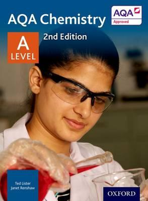 AQA Chemistry A Level Student Book (BOK)