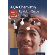 AQA A Level Chemistry Year 1 Revision Guide (BOK)