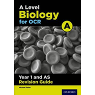 OCR A Level Biology A Year 1 Revision Guide (BOK)