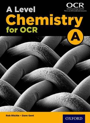A Level Chemistry A for OCR Student Book (BOK)