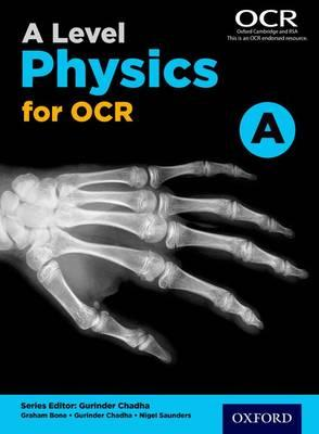 A Level Physics A for OCR Student Book (BOK)