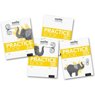 Inspire Maths: Practice Book 3 ABCD (BOK)